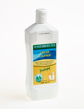 Cream Cleaner Bottle 500ml